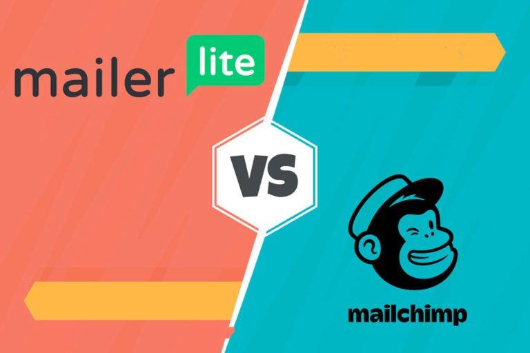 Битва: Mailchimp vs Mailerlite
